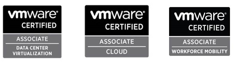 Vmware certified associate vca exams now available perfect cloud vmware vca malvernweather Choice Image