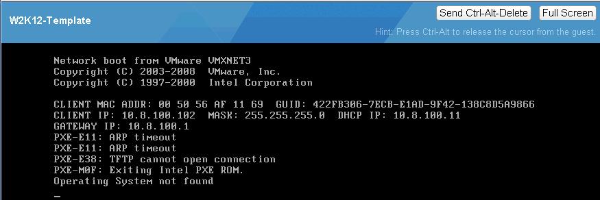 mount iso image windows server 2012 r2