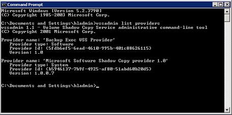 vss_providers